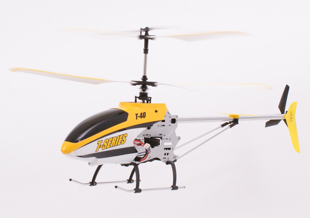 Century UK MJX Helicopters T40