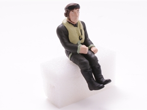 Century UK Art Tech WW2 Pilot Figure