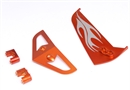 Century UK Syma S031 Tail Fin Set Orange