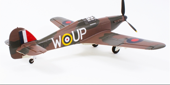 Top RC Hobby Hurricane PNP Camo Scheme (Brown and Green)